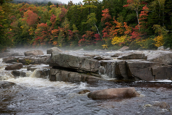 Fall Colors along The Kancamagus Highway